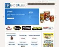 Diseño web para Indeplus