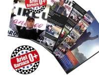 Brochure piloto de GT900 Ariel Barzana