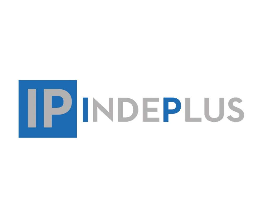 Diseño de isologotipo de Indeplus