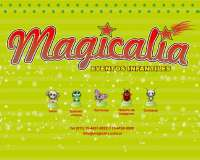 Diseño web de Magicalia